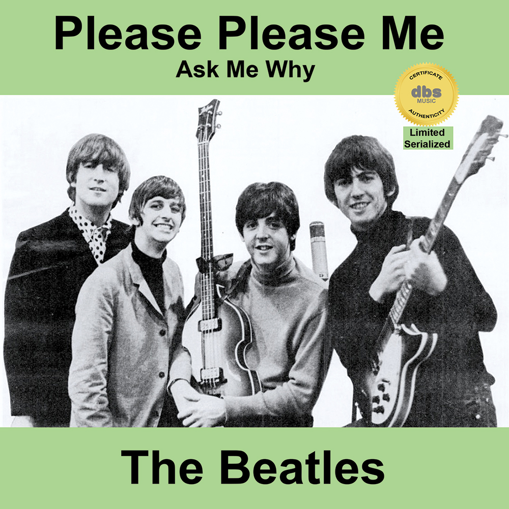Beatles Please Please Me Ask Me Why